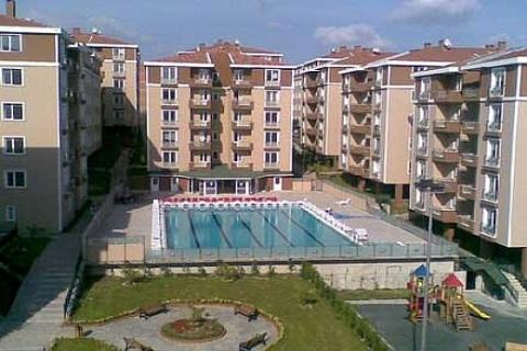 Papatya Evleri Sitesi'nde