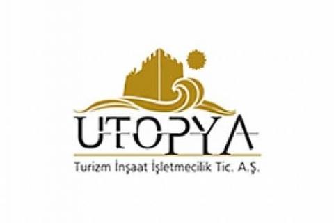 Utopya Turizm İnşaat, gelir tablosunu bildirdi!