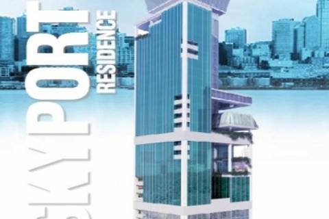 Gülyapı ve çelebi İnşaat'tan Skyport Residence'ta 350 bin dolara!