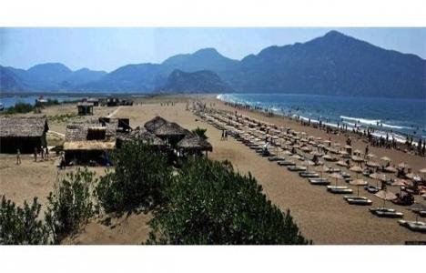İztuzu Plajı Muğla