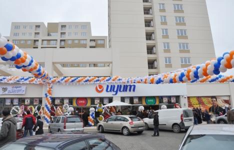 Uyum, Kocaeli'ndeki ilk mağazasını Gebze'de açtı!