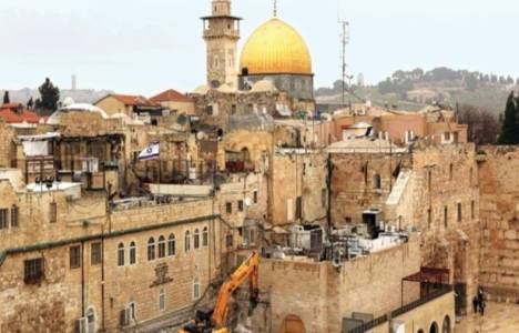 İsrail'de çok yönlü kompleks inşa edilecek!