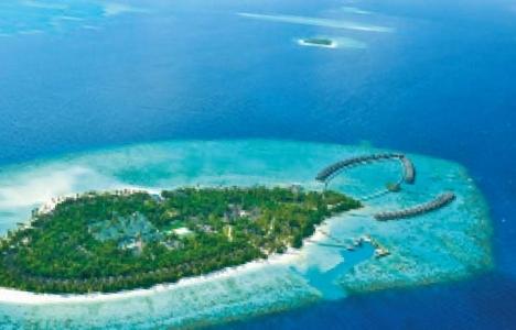 Maldiv'e giden Türk turist sayısı arttı!