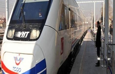 Demiryolu ağı 12 yıl içinde iki katı uzunluğa ulaşacak!