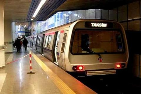 Kadıköy-Kartal metro hattının