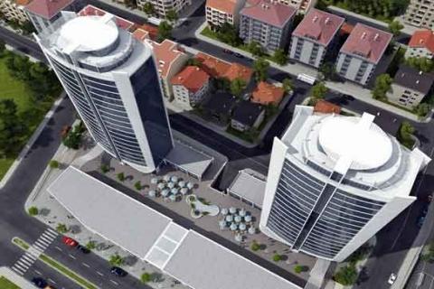 Hukukçular Towers'ta 1 milyon 345 bin TL'ye ofis!