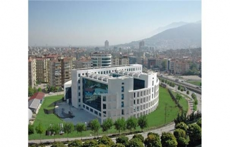 Bursa İl Emniyet Müdürlüğü yeni binası 2016'da açılacak!