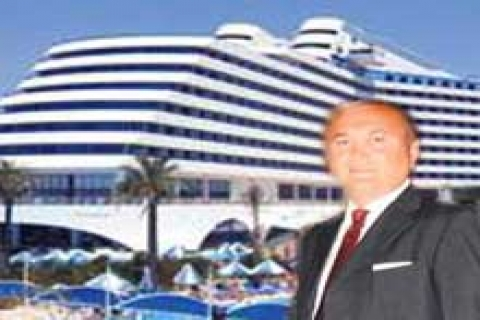 Aygün: 'Titanic Otel'le Anadolu illerine demir atacağız'