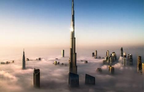 Fotoğrafçı Bjoern Lauen, Dubai gökdelenlerini görüntüledi!