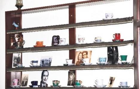 Tarihi Yalı Hanı'nda kahve fincanı müzesi açıldı!