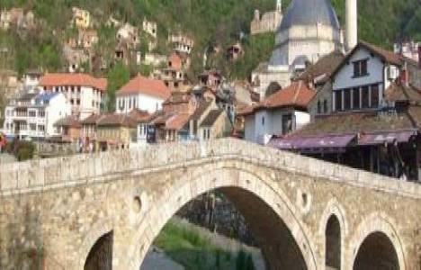 Kosova'nın altyapısını Türk