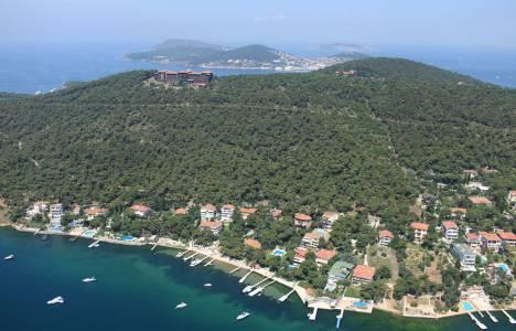 İstanbul Adalar'da 2 adet satılık arsa: 920 bin TL!