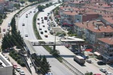 Türkiye'nin ulaşım alanında 100 projesi var