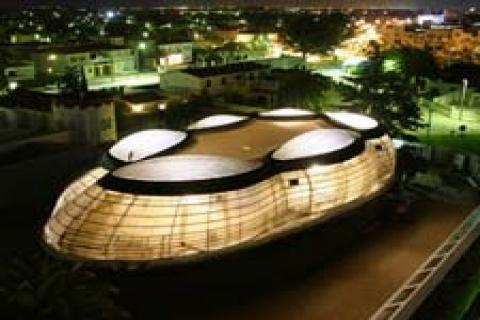 Mimarlığın geleceği İstanbul'da