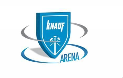 Knauf Arena'da