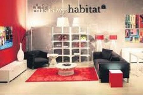 Habitat Kanyon'da müşterilerine 3500 çeşit ürün sunuyor!