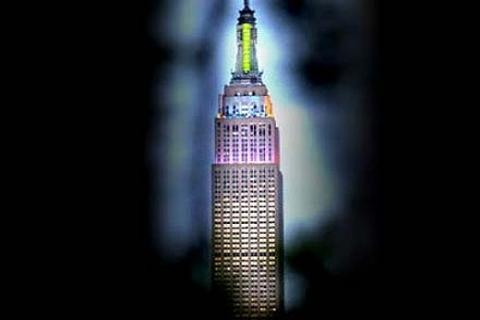 New York'un sembolü
