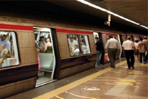 Şişhane metrosu açıldı