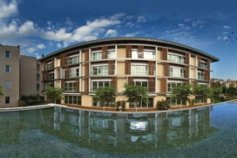 Hillpark Suites İstinye'de