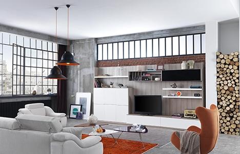 İder Termera TV Ünitesi dekoratif çözümler sunuyor!