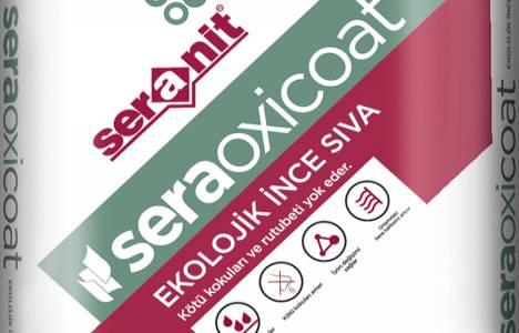 Seranit'ten yapı sektörüne yeni ürün: Seraoxicoat!