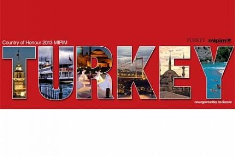 MIPIM 2013'ün Onur Ülkesi Türkiye seçildi!
