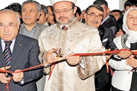 Ali İpek Camii Ankara, Etimesgut'ta açıldı!