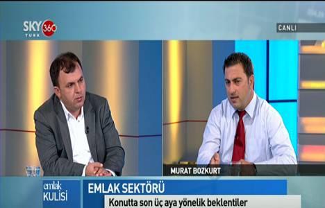 Murat Bozkurt'u Tebernüş Kireçci Emlak Kulisi'nde ağırladı!