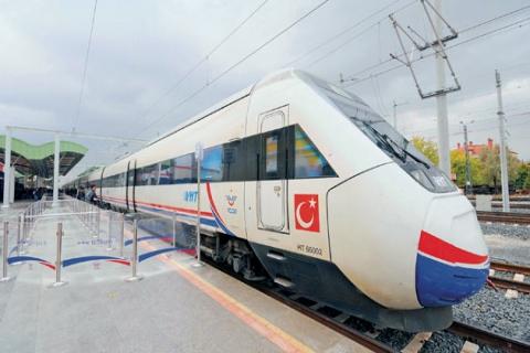 Ankara-İstanbul hızlı tren projesinde gar çalışmaları hızlandı!