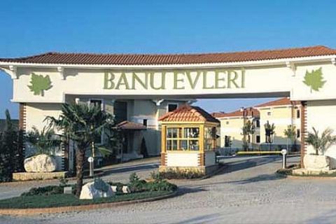Banu Evleri Bahçeşehir'de