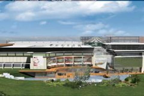 Kentpark AVM Ankara'da hizmete girdi