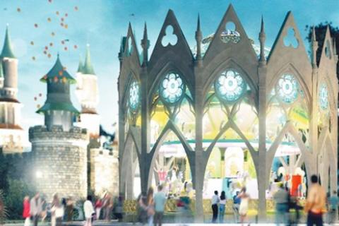 Disneyland deneyimli Mehmet