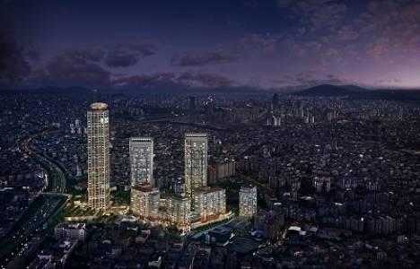 Emar İstanbul 'da metrekaresi 3 bin 500 dolara!