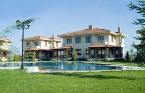 Villa Viya'da son