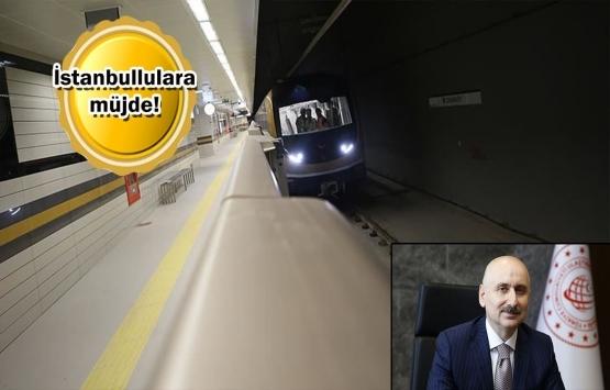 2023'te 7 metro hattının inşaatı tamamlanacak!