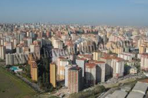 Beylikdüzü'nde Ayçiçek Villaları sitesinde 175 bin TL'ye icradan satılık tripleks villa!
