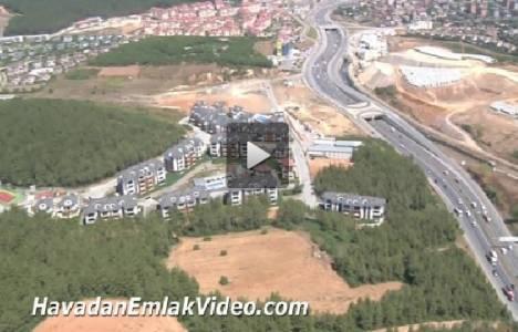 Çekmeköy Antorman Evleri'nin havadan son videosu!