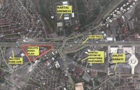 İller Bankası Maltepe Cevizli arsa ihalesi 7 Şubat'ta yapılacak!