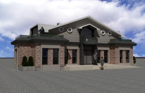 İzmit Park ve Bahçeler Müdürlüğü'ne yeni bina!