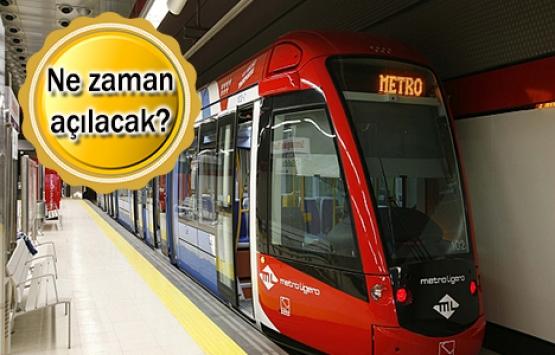 MahmutbeyMecidiyeköy Metrosu'nda son durum!