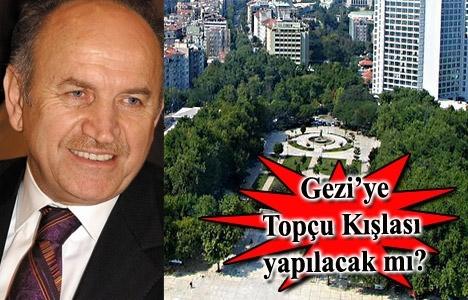 İBB'den Gezi Parkı açıklaması: Halkoylamasına gideriz!