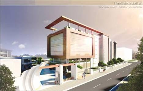 Yaşar Üniversitesi 25 milyon TL'ye yeni kampüs inşa edecek!