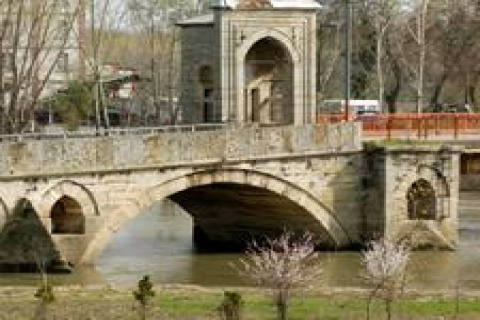 Tunca Köprüsü ulaşıma