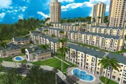 Uphillcourt Bahçeşehir'de 146 bin 900 YTL'ye! Hemen teslim!