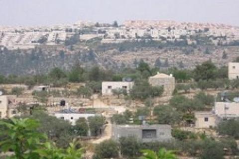 İsrail Filistin 'deki yasadışı yerleşim inşaatlarını durdurdu!