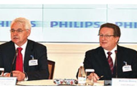 Philips, `yeşil ev' ile tasarrufu anlatacak