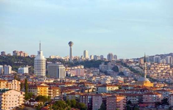 Ankara'da 22.2 milyon