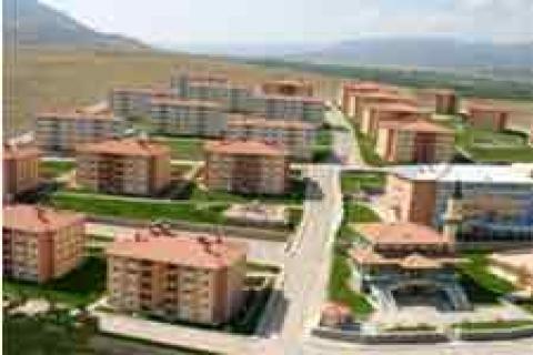 TOKİ Tokat Turhal'da 10 konut satacak