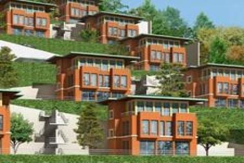 Lara Terrace Villaları'nda 450 bin TL'ye! Hemen teslim!