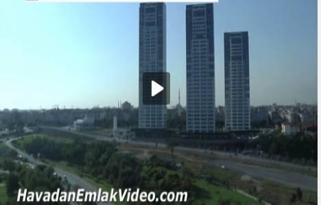 Onaltı Dokuz Evleri Zeytinburnu havadan video!